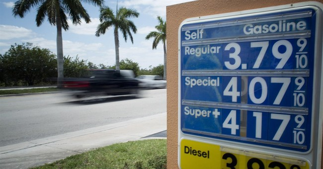 Gasoline prices have familiar look as summer nears